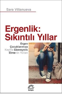 ERGENLİK - SIKINTILI YILLAR Kitap Kapağı