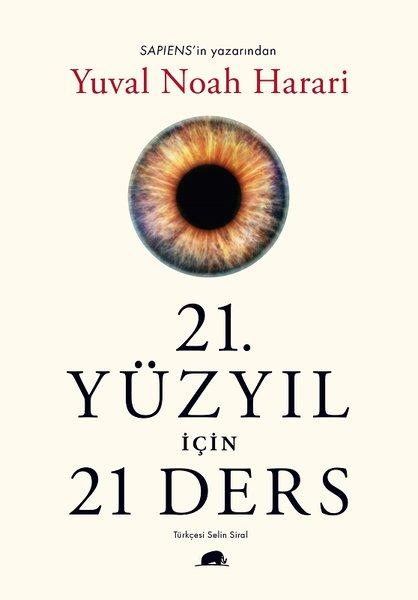 21.Yüzyıl İçin 21 Ders Kitap Kapağı